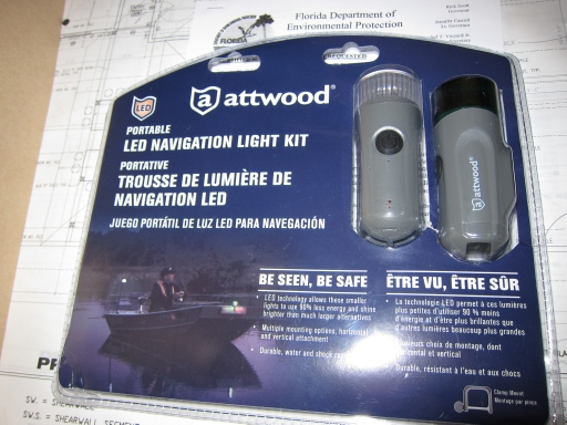 Attwood Navigation Light Kit